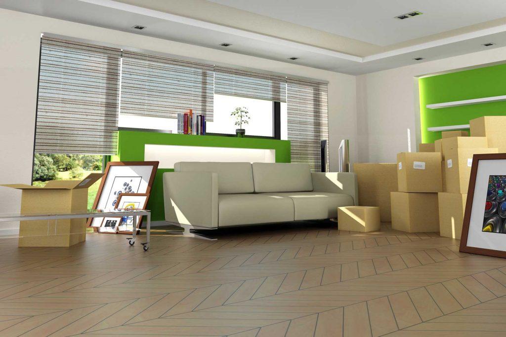 Studio interior describing Studio Moving