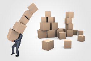 Brooklyn moving professionals offer to pack all of your items or to help you with that
