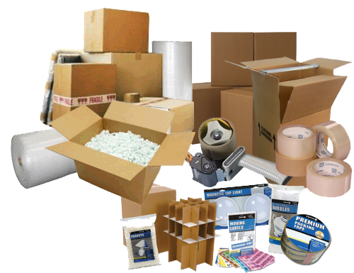 Reduce moving costs by reducing packing costs.