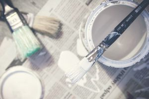 Renovation project like painting does not require a permit