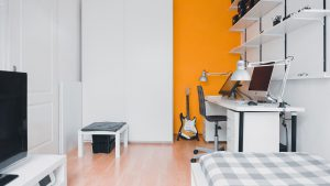 If you want to both stay organized and get rid of clutter, minimalism is a good way to go in New York.