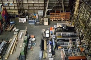 Warehouse provide you safe place for storing our goods