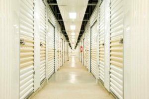 Big storage with closed units