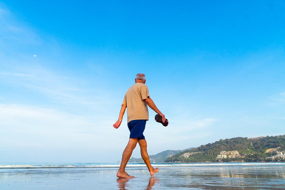 Outdoor activities are a desired condition for some retirees.