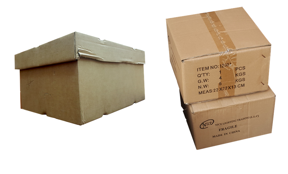 One of the things on your moving checklist should be the labeling and naming of your boxes.