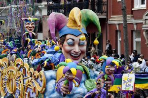 Enjoy numerous Louisiana festivals