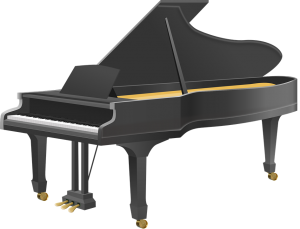 ask for a precise moving price of a black grand piano