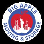 The Big Apple Moving Logo