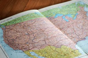 Take the map of the USA and decide what are the best East Coast cities for families