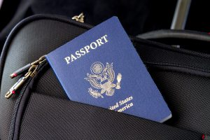 American passport for moving from Bolivia to USA