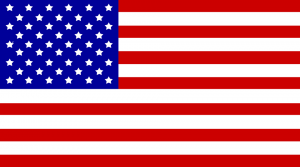 American flag, moving from Bolivia to USA