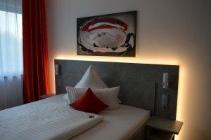 task lighting in the bedroom