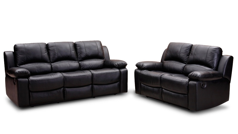 lether sofa - moving heavy items