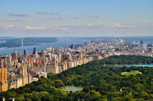 Manhattan - live in New York