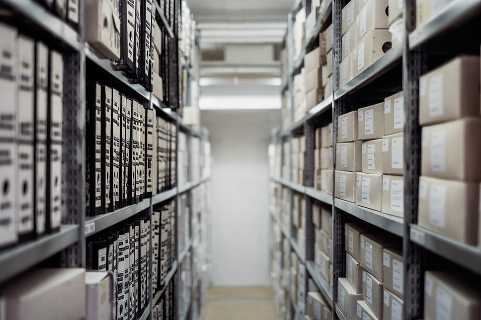 Learn how to organize your storage unit