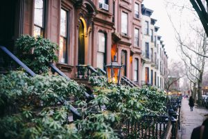 Park Slope is one of the quiet neighborhoods in Brooklyn