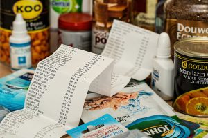 Every grocery receipt should be settled for couples to move in together.