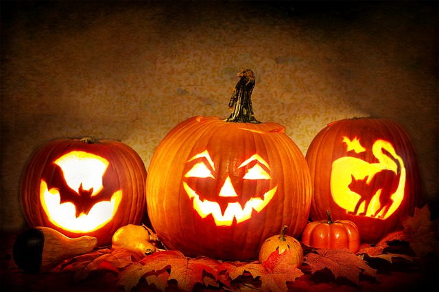 Carving pumpkins is a must when celebrating Halloween in the Big Apple