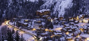 Ski resorts are top vacation spots for New Yorkers.