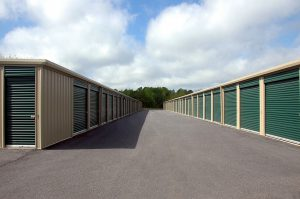 stored property tenant insurance - outside storage facilities