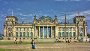 reichstag in Germany