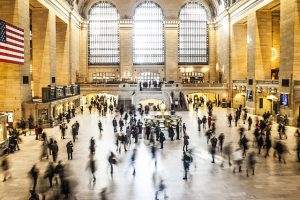 grand central station - Downsides of suburban life outside NYC