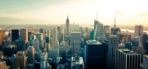 skyline of NYC - one of things i wish i knew before moving abroad