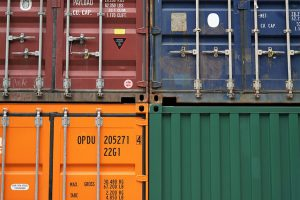 investing in self-storage - storage containers