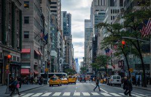retiring in NYC - NYC street
