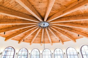 Faux Beam Ceiling - one of the ways to remodel your ceiling