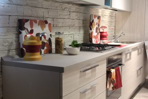 start with smaller appliances