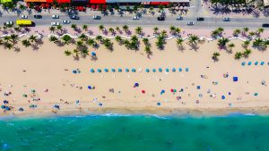 Moving from Fort Lauderdale to NYC - the beach in Fort Lauderdale