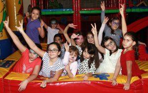 A kids goodbye party