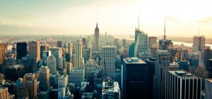 If you are moving to NYC from Europe tall buildings will be a change