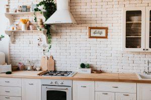 kitchen with details