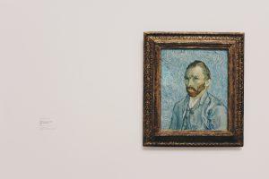 Van Gogh autoportret
