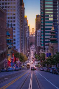 California St. San Francisco