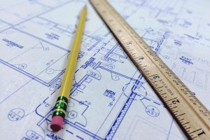Drawing a detailed plan or a blueprint can avoid a renovation nightmare.