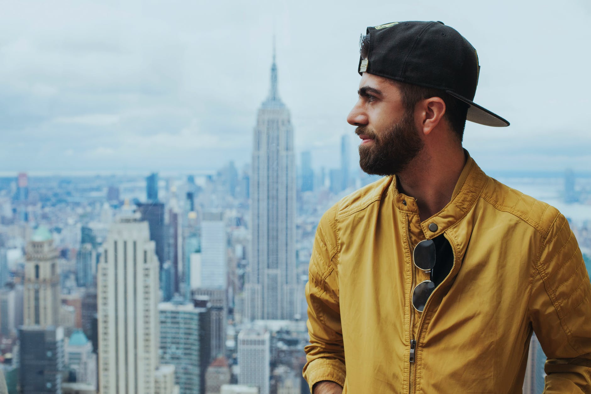 expat life in NYC