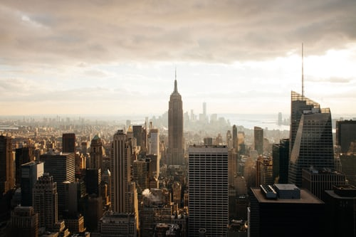 NYC skyline - Moving from NYC to PA can be tricky, so be careful