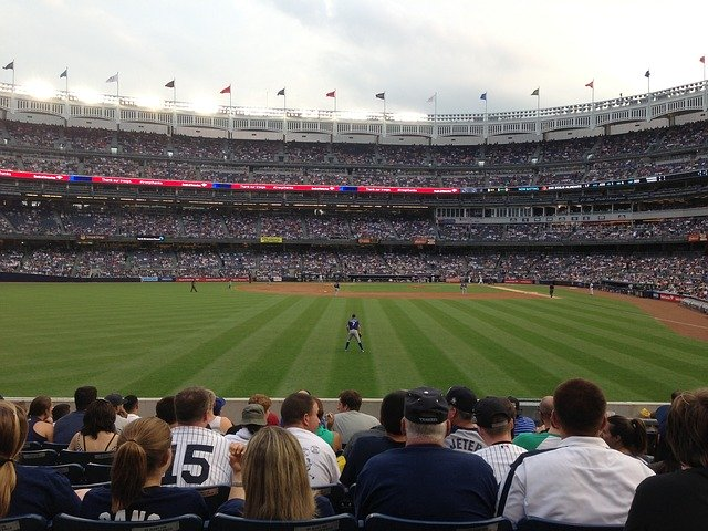 Yankee Stadium, one of the places to visit after relocating to The Bronx