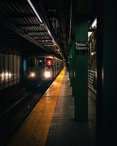 new york metro station