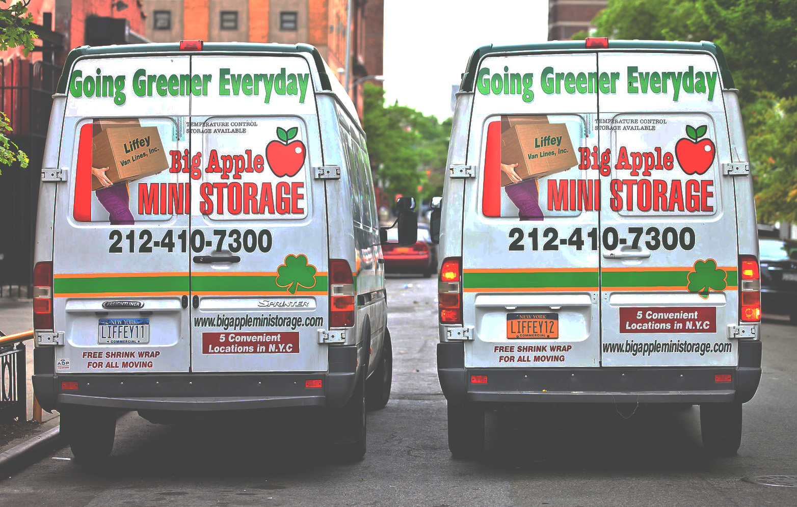 big apple moving company